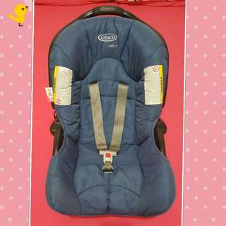 Fast Deals Graco Junior Car Seat and Hand Carry 2in1( Reduce)