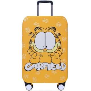 PO Garfield Stretchable Luggage Casing