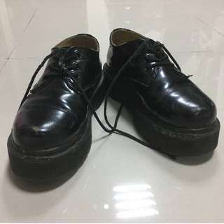 Bridge 厚底鞋 靴子