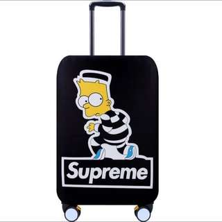 PO Supreme (inspired) Stretchable Luggage Casing
