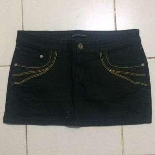 Mossimo Denim Skirt