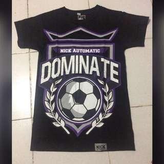 Nick Automatic Tshirt
