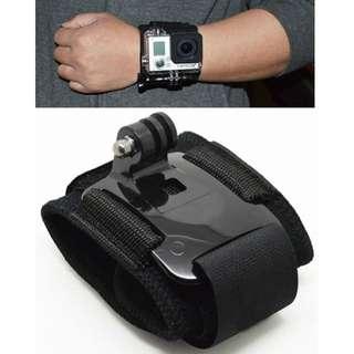 Gopro wrist strap for Hero 4 SJ4000 action cam