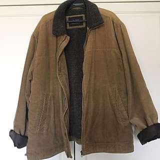 Oversized Vintage Corduroy Jacket