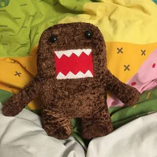 DOMO PLUSH OFFICIALLY LICENSED BY NANCO CARNIVAL PLUSH TOY PRIZE