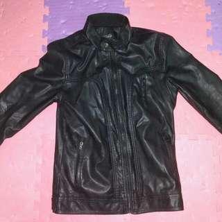 antiwar 皮外套 M 號