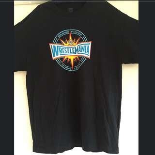 WWE Wrestlemania 33 T-Shirt