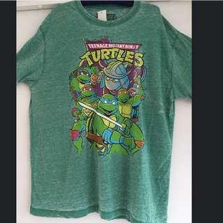 TMNT T-Shirt XL Brand New