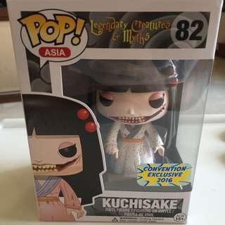 Funko Pop Vinyl Figure  Kuchisake Asia Convention Exclusive