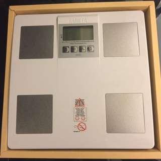 TANITA體重計(9成7新)