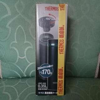 膳魔師不鏽鋼真空保溫杯JNO-350