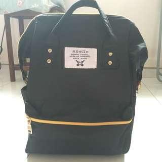 BN Anello Replica Black Bagpack
