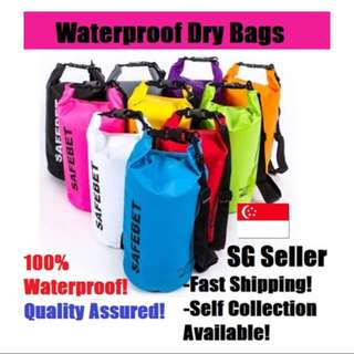 ★Waterproof Dry Bag★ Sling Bag★Nature Hike Dry bag ★ Kayaking ★Swimming bag★ Waterproof phone casing