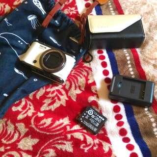 Zr3500 米白色相機