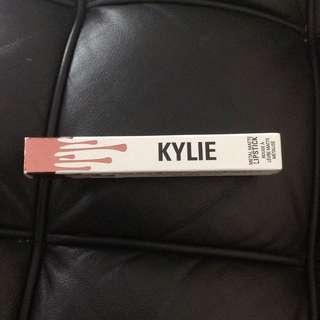 Kylie Metal Matte Lipstick In 'reign'