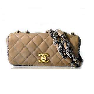 Authentic Chanel Cruise Collection Seasonal Flap