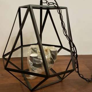 Pendant Industrial Wrought Iron Dining Lights