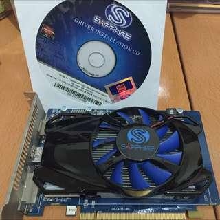 賣 SAPPHIRE HD7750顯示卡