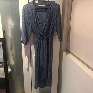 Size 12 Iconic Wrap Dress