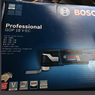 Bosch 18v Multi Tools . Gop 18v-Ec