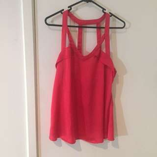 Valley girl Size 10 Top