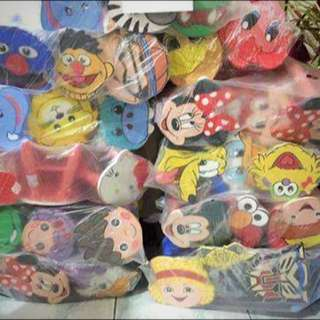 Kiddie  stools and more for giveaways/souvenirs