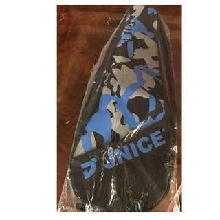 全新JNICE兩隻裝羽球袋
