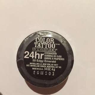 Maybelline Color Tattoo 24hr By Eyestudio