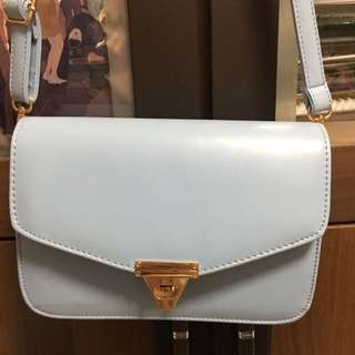 Light Blue Bag
