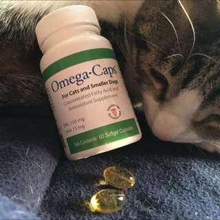 魚油 Omega-Caps