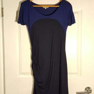 VERONIKA MAINE T-shirt Style Summer Dress BNWOT Size S