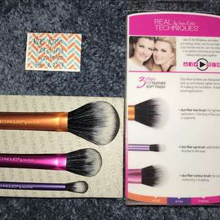 RT Duo Fiber Brush Set