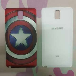 Samsung Galaxy Note3 back covers
