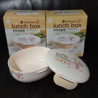 🚚 (代售)Tableware 多用途餐盒 可微波