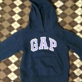 GAP Baby Sweater With Hoodie!