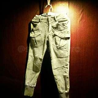Corduroy 6-pocket Ebase pants