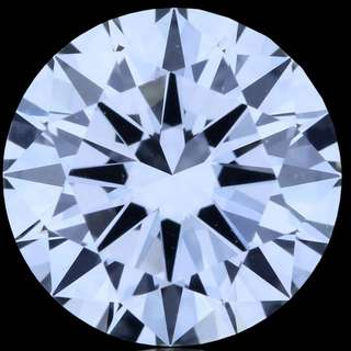 0.80 Carat IF-H GIA Certified Triple Excellent Diamond - Direct Order Selects Program - TrueBlue Series - Luzure Jewelry