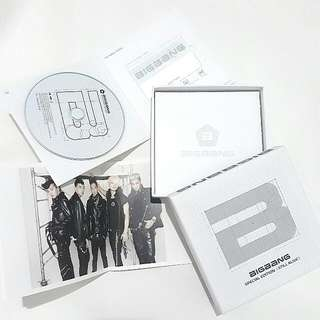 BIGBANG 5th ALBUM STILL ALIVE (special Edition)