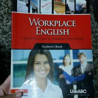 Workplace English #教科書出清