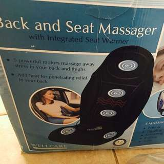 Massage Chair With Remote