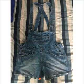 Jumsuit/Kodokan Jeans Pendek