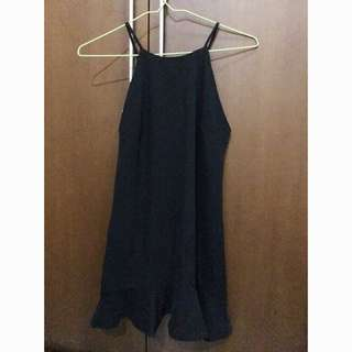 Frazier Boutique -  Black Dress