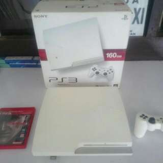 Sony PS 3 SLIM 160gb E3ODE