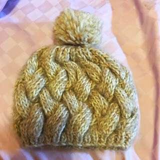 CACO 保暖針織毛帽