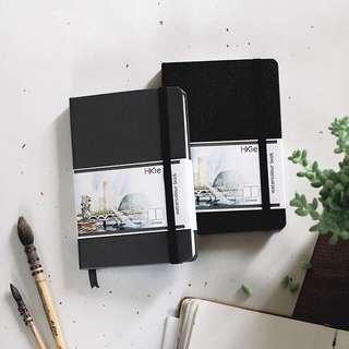 Premium Sketchbook - Made Of Italian Paper (A6 Potrait)