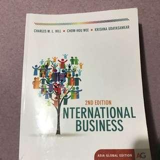 國際企業 International Business