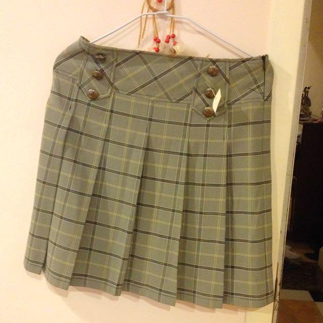 便宜賣!學院風短裙