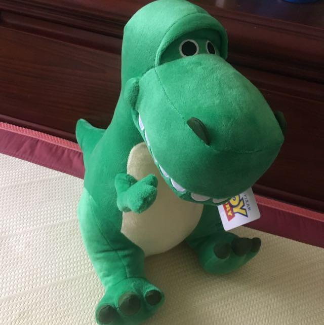 玩具總動員 恐龍