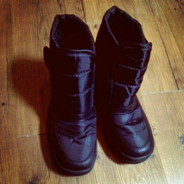 雪靴 雪鞋 雪地