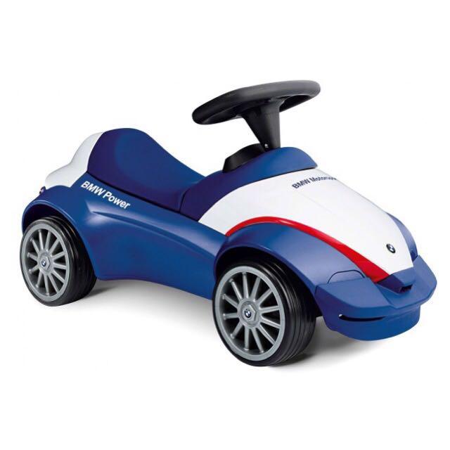 德國 BMW Baby Racer II Motorsport 房車賽學步車 四輪嚕嚕車 BOBBY CAR波比車 兒童學步車 滑步車